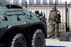 Пограничники Украины усиливают охрану границы в Приазовье