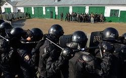Национальной гвардии России поручат подавление бунтов в тюрьмах