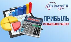 Инвестпортфель «PrivateFX №1» за неделю «потяжелел» еще на 1,5%