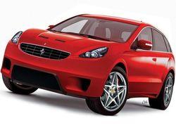 Кроссовер Ferrari стал реальностью