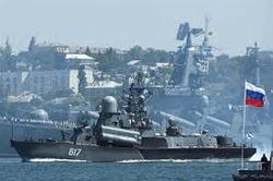 Российский флот в Севастополе