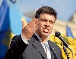 """Тягнибок объяснил, почему """"Свобода"""" против возврата конституции 2004 года"""