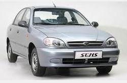 Sens, Accent, Rio – самые продаваемые авто в Украине