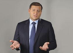 Добкин призвал к федерализации, не обращая внимания на ВР