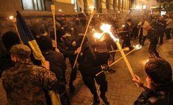 Сюмар: Драка неизвестных с самообороной Майдана – провокация спецслужб РФ