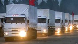 Гуманитарка из России будет заходить партиями с понедельника – СМИ