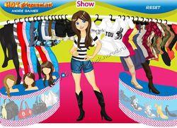 Самые популярные игры «Одевалки» в социальной сети «ВКонтакте»