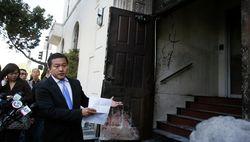 В Сан-Франциско арестован поджигатель генконсульства Китая