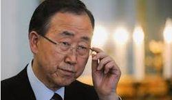 Генсек ООН призвал к прекращению агрессии против Украины