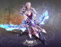 Названы особенности популярности игры для мальчиков Aion в Интернете