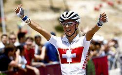 Йоланда Нефф из Швейцарии стала первой чемпионкой Европейских игр