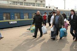 Потоки трудовых мигрантов переориентируются с РФ на идущую в Европу Украину