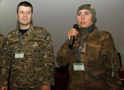 Такими были вместе Адам Осмаев и Амина Окуева