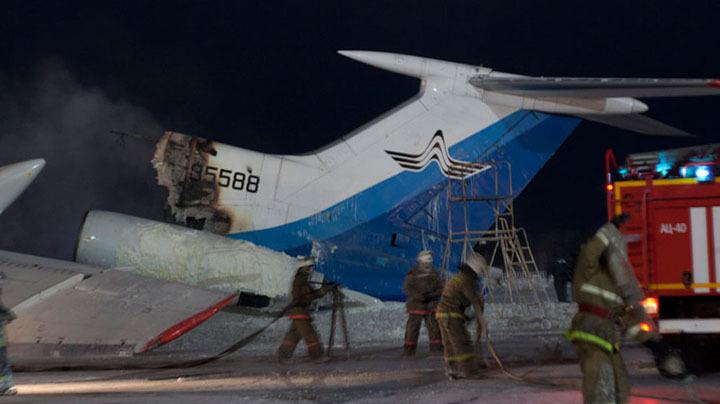 Раскрыта тайна крушения Ту-154