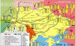 «Нафтогаз»: газ по словацкому маршруту будет стоить ниже 385 долларов