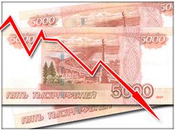 Падение рубля – последствия для России и мира – Bloomberg