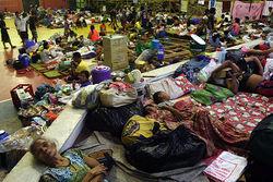 Местные власти обвиняют власти Филиппин в занижении числа жертв тайфуна