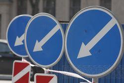 В Киеве готовятся ограничить движение с понедельника