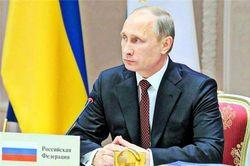 Год назад Путин говорил о вековой дружбе с Украиной, сегодня – молчок