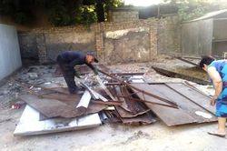 Прокуратура признала незаконным снос гаражей в Ташкенте. Поздновато