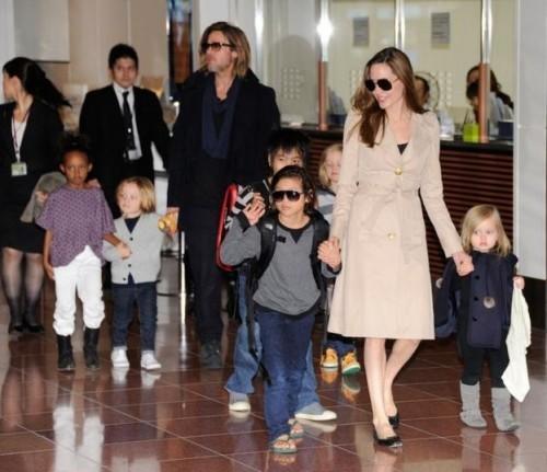 Брэд Питт вооружился скандальным компроматом наАнджелину Джоли