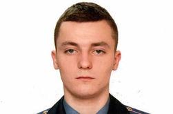 На Лесном кладбище похоронили первого офицера-киевлянина, погибшего в АТО