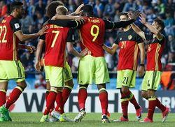 Бельгия первой в Европе завоевала путевку на ЧМ-2018