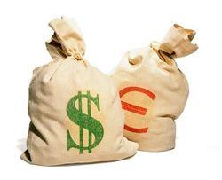 Рост курса евро на Forex достиг отметки 1.2885