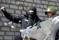 Жители Славянска не хотят быть «живым щитом» для сепаратистов