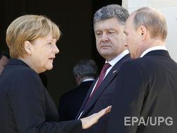 """Удастся ли """"железной леди"""" XXI века Меркель помирить Путина и Порошенко – иноСМИ"""
