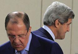 Керри ждет от Лаврова призыва к сепаратистам востока Украины разоружиться