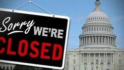 Федеральное правительство США приостановило работу