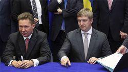 Киев просит «Газпром» об авансовой плате за транзит газа в Европу