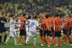 Драка на матче «Шахтер» – «Динамо»: Кто виноват?