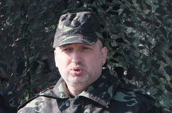 Из-за обострения ситуации на фронте Турчинов выехал на передовую