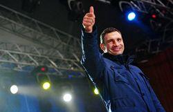 Невеста Владимира Кличко приедет в Киев на Евромайдан