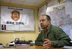 Отряд боевика Ходаковского «Восток» обвинили в мародерстве