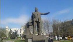 В Днепропетровске под «Вертеп» снесли «Петровского»