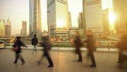 В Китае открылся прозрачный мост из стекла