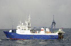 Армия Сенегала задержала судно из России и конвоирует его в столицу