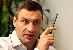 Кличко: Янукович понял, что сам он не Бэтмен