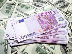 Курс евро на Forex в ожидании движения