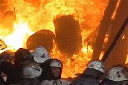 От взрыва метана на шахте в Донецке погибло семь горняков