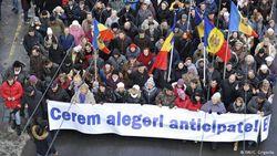 Молдавская оппозиция определилась со своими требованиями к власти