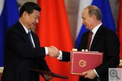 The Wall Street Journal: сотрудничество России и Китая – это асимметричная взаимозависимость