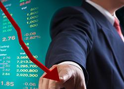 Российский рубль обвалился к доллару установив исторический минимум
