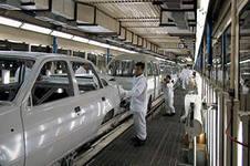 В Узбекистане выросло количество произведенных легковых автомобилей