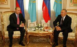 Назарбаев ответил Путину, объявив о 550-летии государственности Казахстана