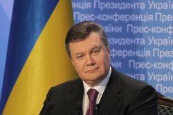 Янукович поздравил аграриев Украины рассказом о том, какие реформы их ждут