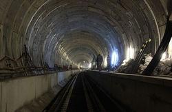 Турция соединила берега Босфора железнодорожным тоннелем